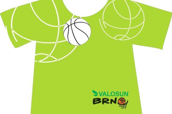 tričko - Valosun
